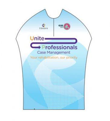 UP logo cycle shirt